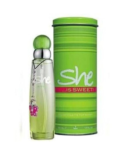 She Sweet Women EDT Bayan Parfümü 50 ml