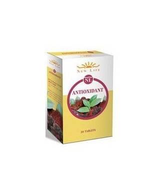 New Life Antioxidant...