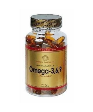 MNC MNK Omega 3-6-9 100 Kapsül