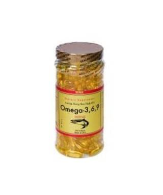 MNC MNK Omega 3-6-9 200 Kapsül