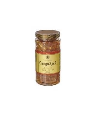 MNC MNK Omega 3-6-9 Garlic...