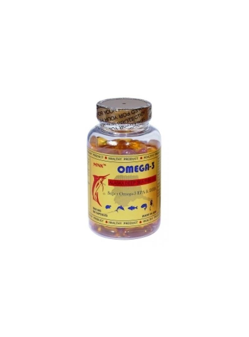 MNC MNK Omega-3 100 Kapsül