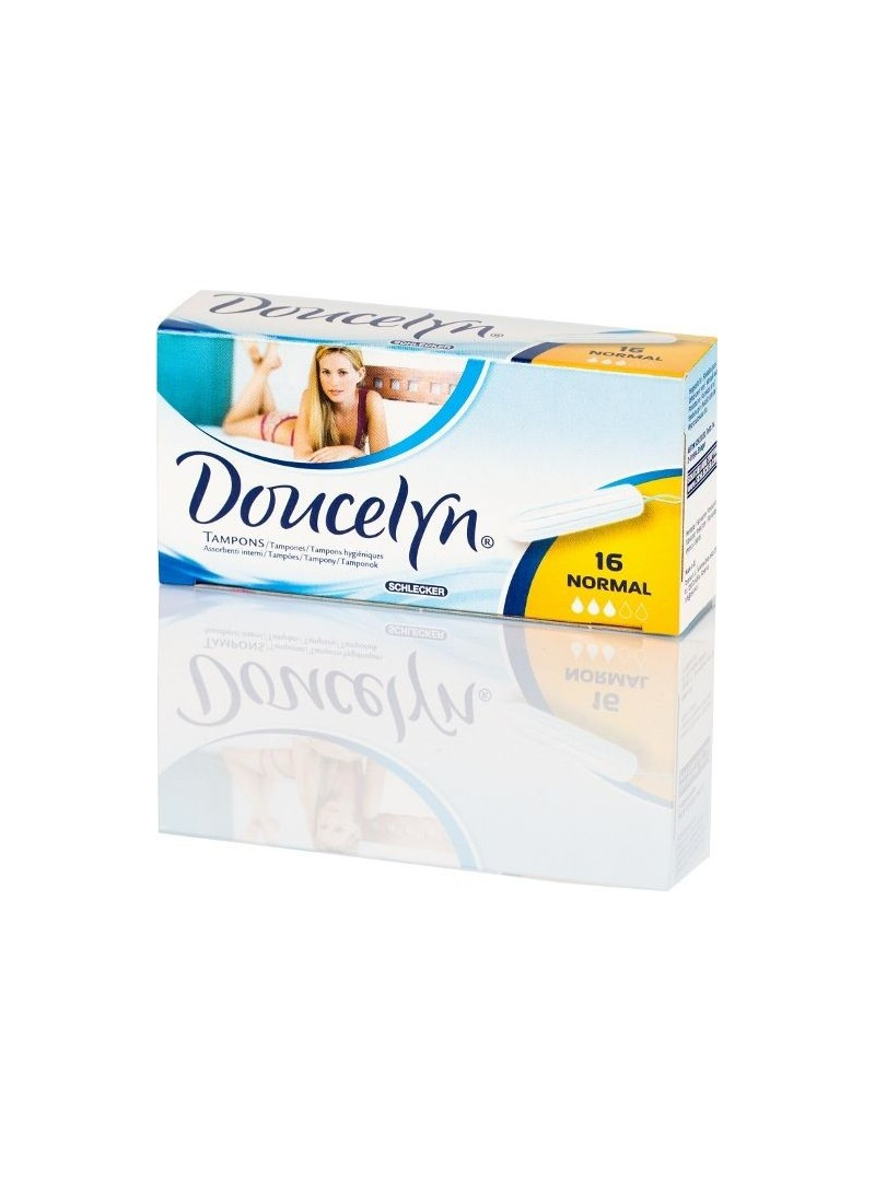 Doucelyn Normal Tampon 16 lı