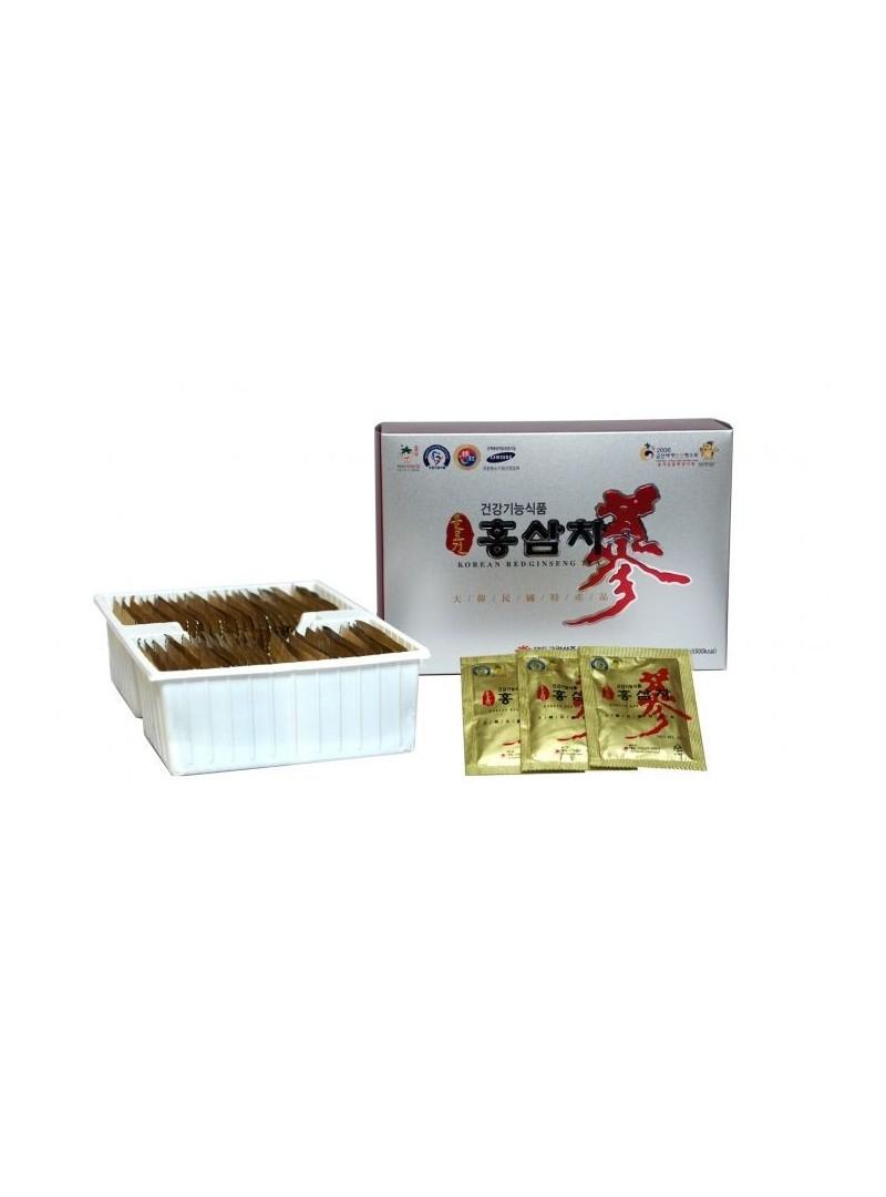 Kırmızı Kore Ginseng Çayı