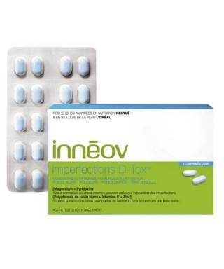 Inneov D-Tox 40 Tablet