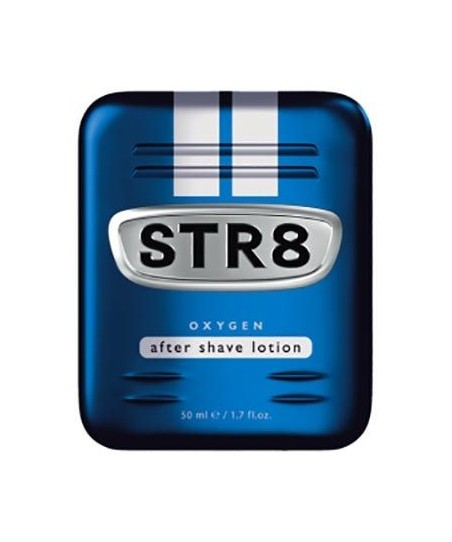 Str8 Oxygen After Shave 50ml