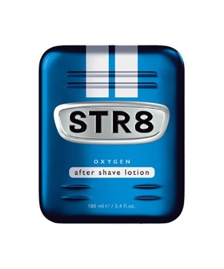 Str8 Oxygen After Shave 100ml