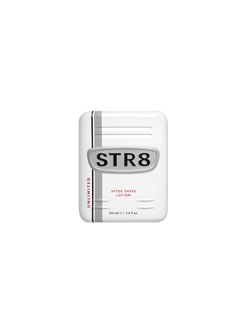 Str8 Unlimited After Shave 100ml