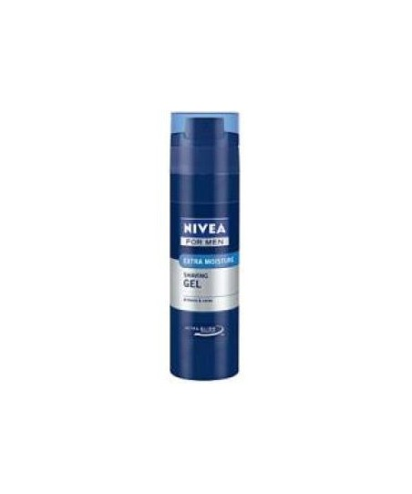 Nivea For Men Extra Moisture Nemlendiricili Traş Jeli 200 ml
