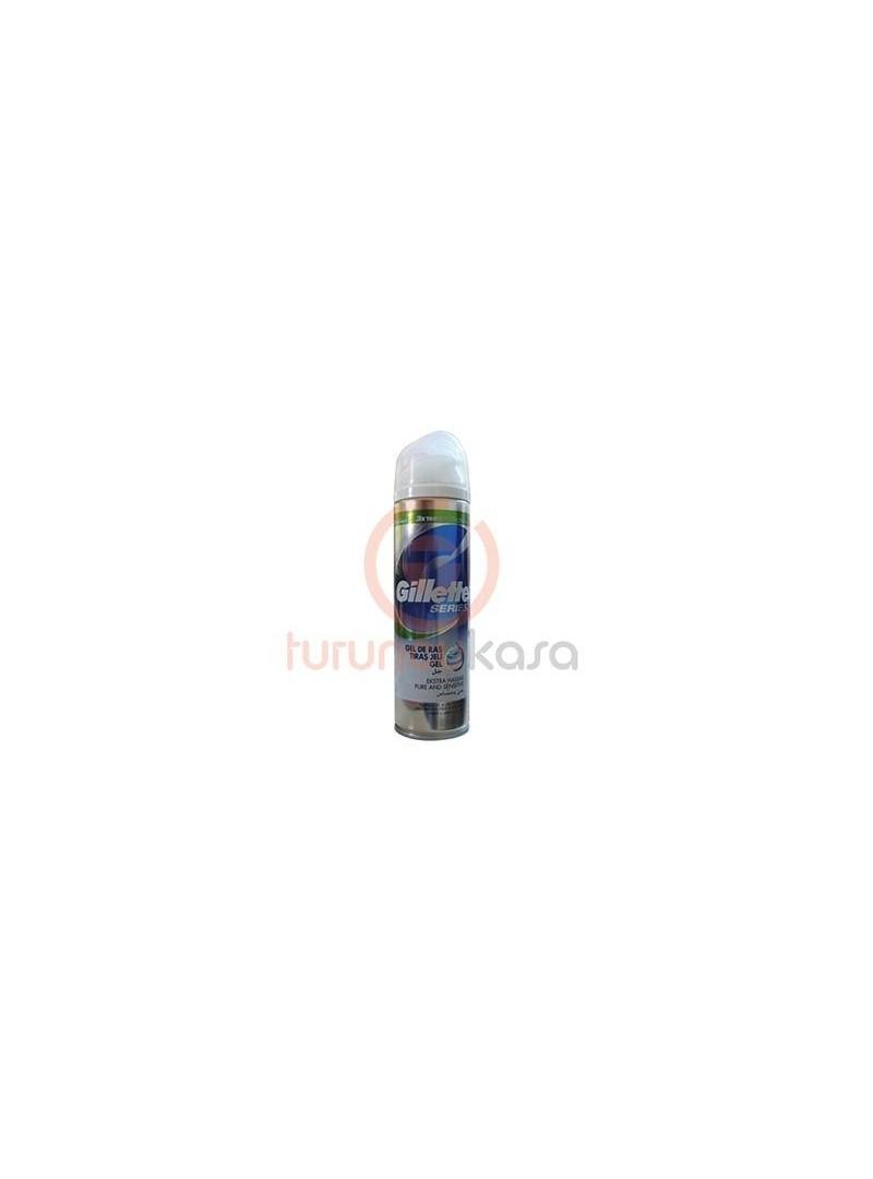 Gillette Series Ekstra Hassas Tıraş Jeli 200 ml