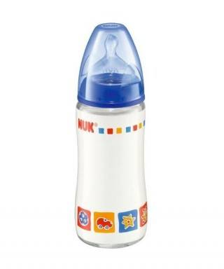 NUK FIRST CHOICE Silikon...