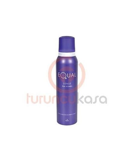 Equal Sense For Women Deodorant Sprey 150ml
