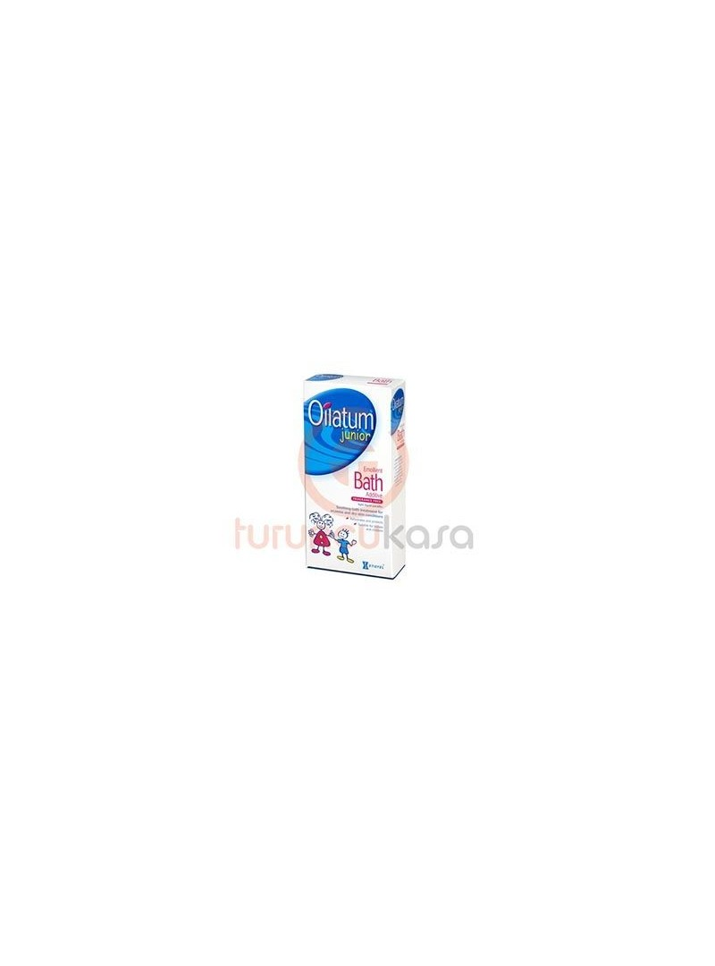 Oilatum Junior Bath Additive Banyo Yağı 300 ml