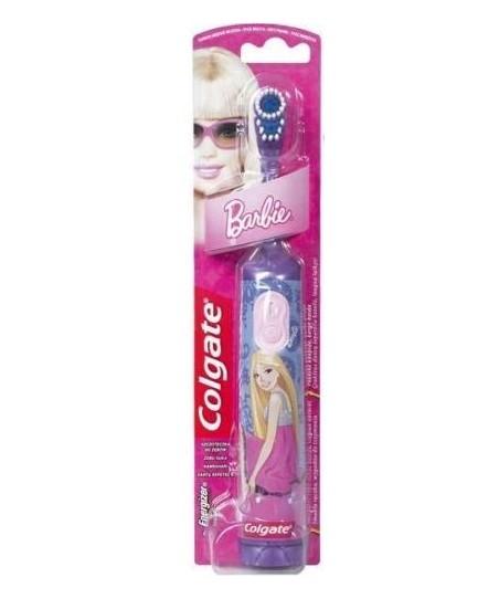 Colgate Barbie Çocuk Pilli Diş Fırçası