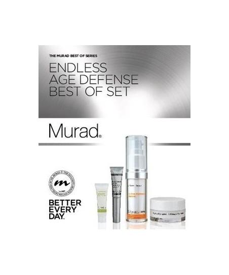 Dr Murad Endless Age Defense Best Of Set
