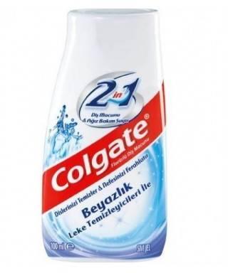 Colgate White 2in1 Diş...