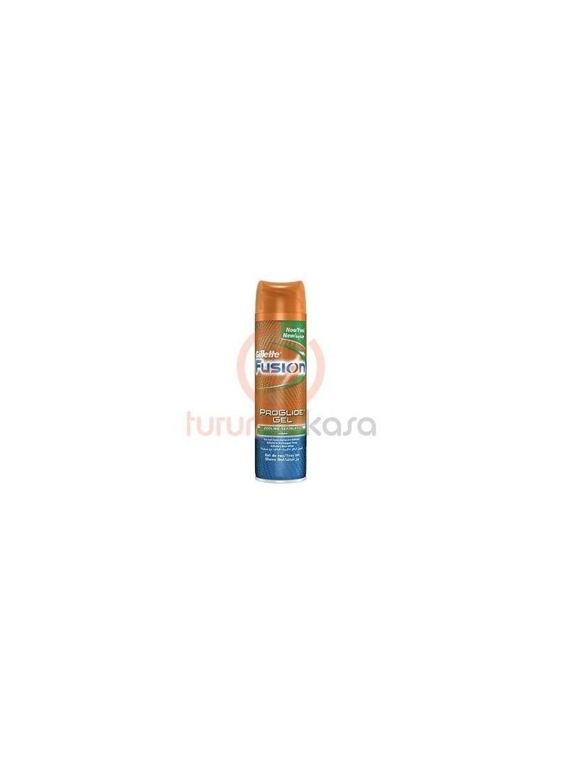 Gillette Fusion Proglide Gel Serinletici Tıraş Jeli 200 ml