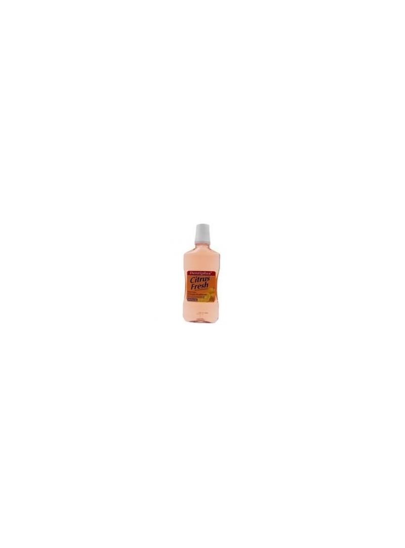 Dentiplus Citrus Fresh Alkolsüz Taze Portakal Aromalı Ağız Çalkalama Suyu 500 ml