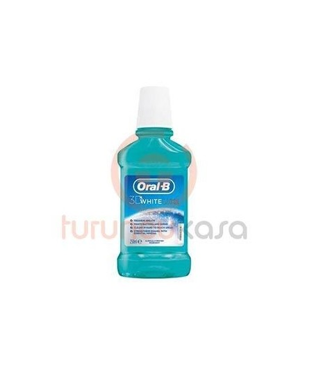 Oral-B Gargara 3D White Luxe 250 ml