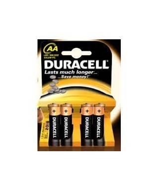 Duracell LR6 MN1500 4lü...