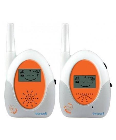 WeeWell Baby Audio Monitör...