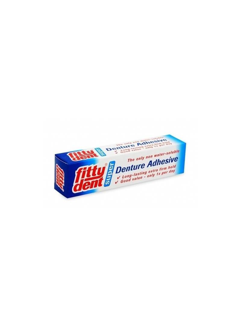 Fittydent Protez Diş Yapıştırıcı Krem 20 gr