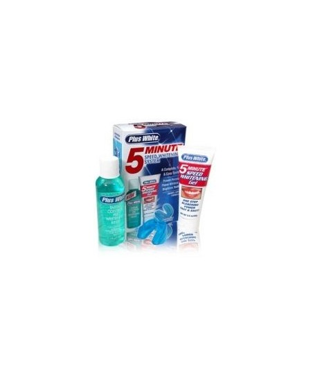 Plus White 5 Dakika Diş Beyazlatma Sistemi