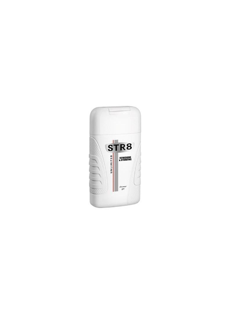 Str8 Shower Gel Unlimited