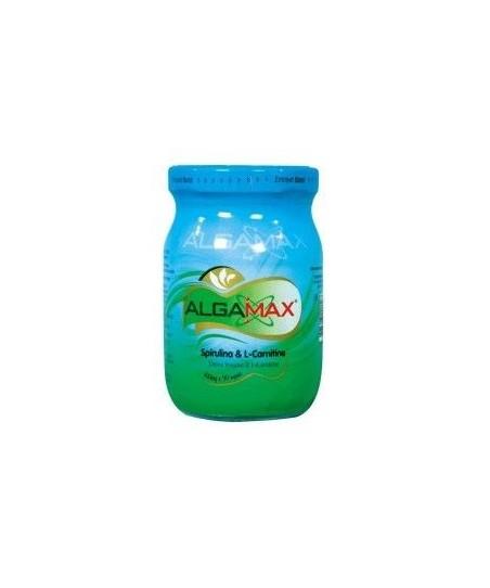 ALGAMAX Spirulina & L-Carnitine