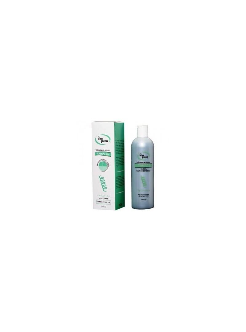 ALGAMAX Alga Blue Green Spirulina Şampuan