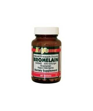 LifeTime Bromelain 60...