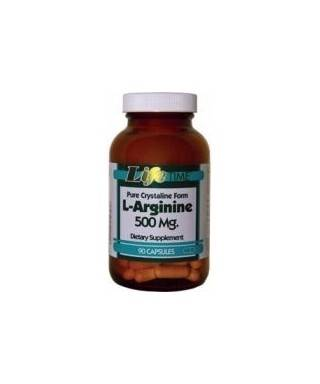 LifeTime L-Arginine 500mg...