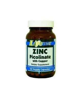 LifeTime Zinc Picolinate...