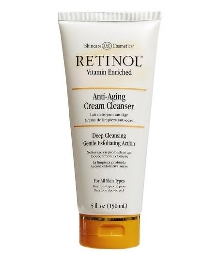 Retinol Anti-Aging Cream Cleanser 150 ml