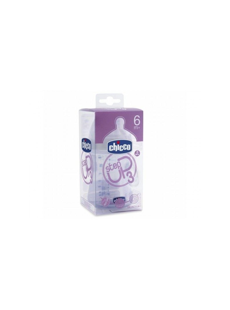 Chicco Step Up 3 Biberon 330ML 6+