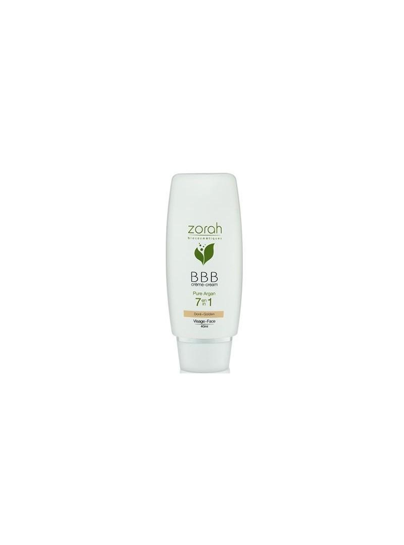 Zorah Pure Argan BBB Cream Beauty Balm 40ml - Golden BBB Krem
