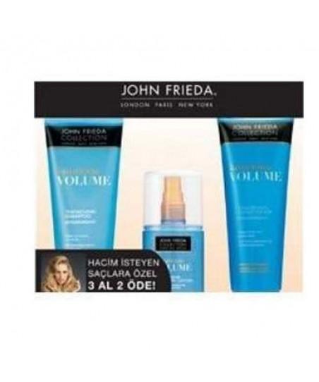 John Frieda Hacimsiz Saçlara Özel Kofre