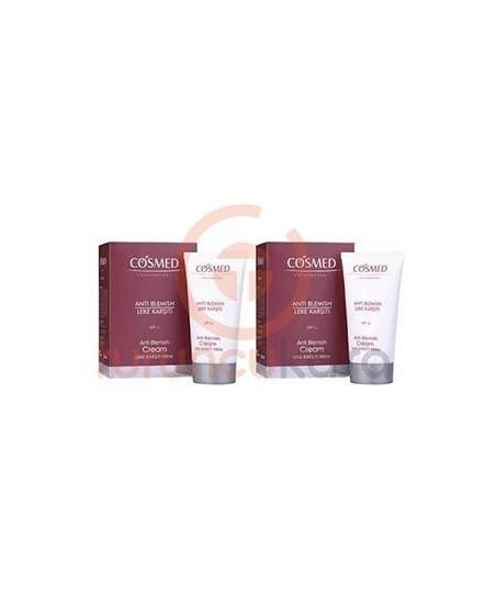 Cosmed Anti Blemish Cream 50 ml 2 li Paket
