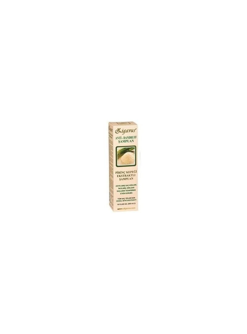 Zigavus Pirinç Kepeği Ekstraktlı Şampuan 150ml