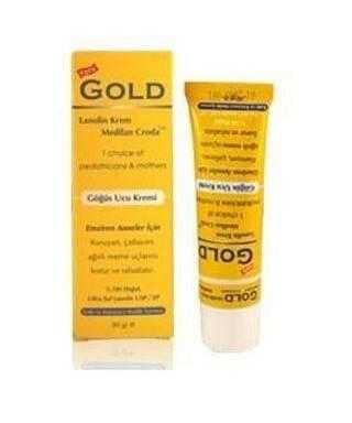 Gold Lanolin Göğüs Ucu...