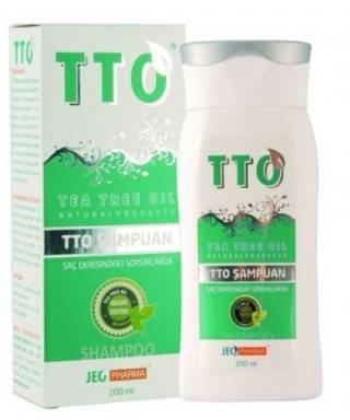 TTO Şampuan 200ml (Tea Tree...