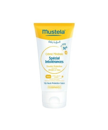Mustela SPF 50+ Creme Minerale 50 ml