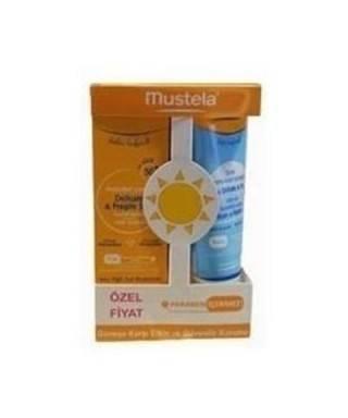 Mustela SPF 50+ Cream 75 ml...
