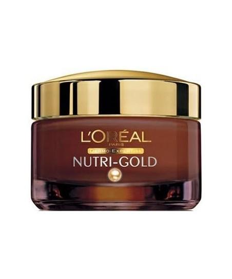 Loreal Paris Nutri Gold Gece Kremi 50 ml