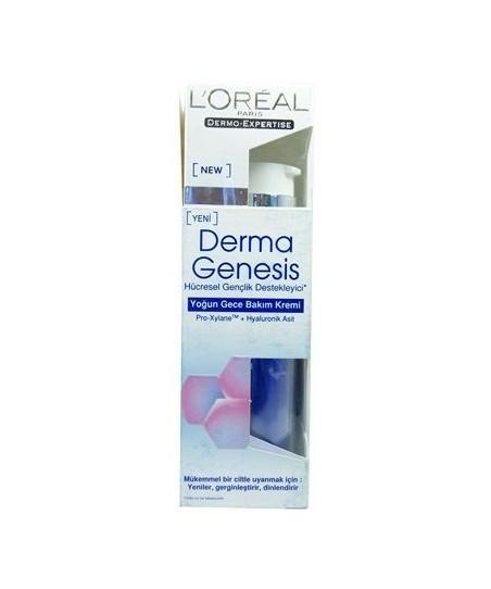 Loreal Paris Dermo Expertise Derma Genesis Night Gece Kremi 50 ml