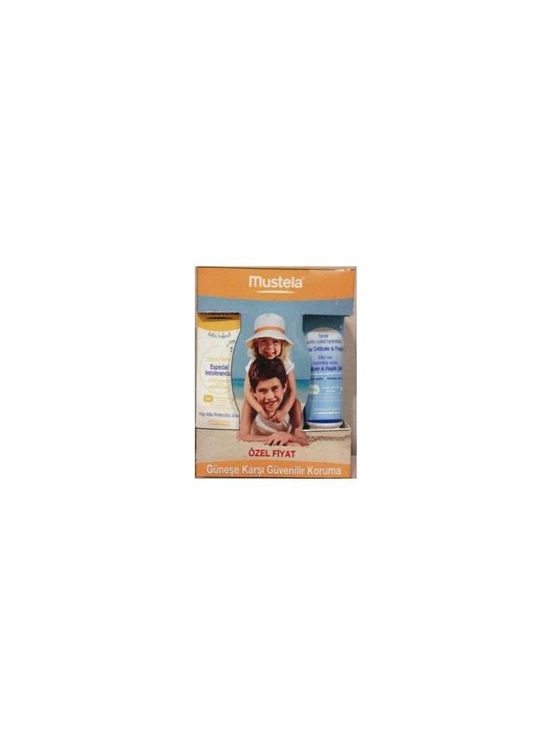 Mustela Sun Mineral Cream SPF 50 + After Sun Spray
