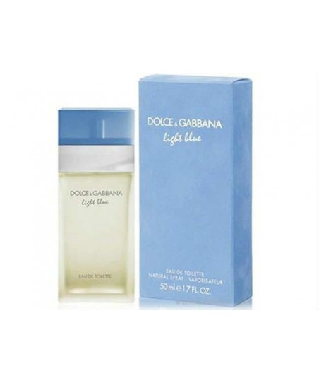 Dolce & Gabbana Light Blue 50ml EDT Bayan Parfüm