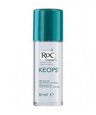 Roc Keops Roll-on Deodorant...