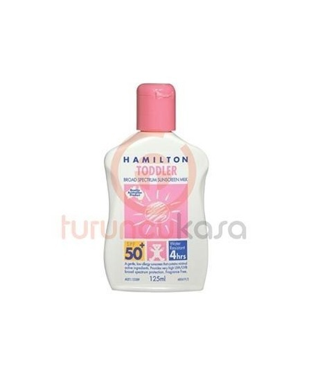 Hamilton SPF 50+ Toddler Lotion 125 ml