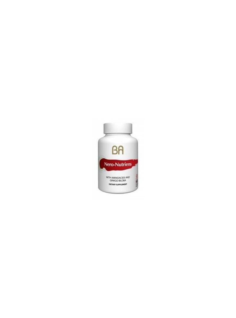BA Body Armour Nero Nutriens Amino Asit Ginkgo Biloba